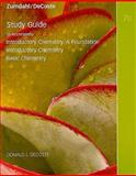 Introductory Chemistry, Zumdahl, Steven S. and DeCoste, Donald J., 0538736402