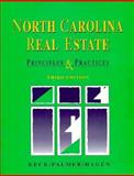 North Carolina Real Estate Principles and Practices, Keck, Nancy F. and Palmer, Ralph A., 0137776403