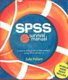 SPSS Survival Manual, Pallant, Julie, 0335216404