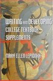 Writing and Developing College Textbook Supplements, Lepionka, Mary Ellen, III, 0972816410