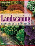 Landscaping Principles and Practices 9781428376410