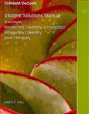 Introductory Chemistry, Hall, James, 0538736410
