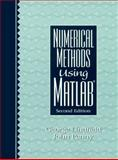 Numerical Methods Using MATLAB, Lindfield, George and Penny, John, 0130126411