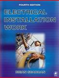 Electrical Installation Work, Scaddan, Brian, 0750656417