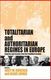 Totalitarianism and Authoritarianism in Europe, Jerzy W. Borejsza, 1571816410