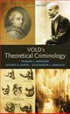 Vold's Theoretical Criminology, Snipes, Jeffrey B. and Gerould, Alexander L., 0195386418