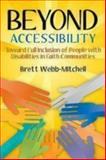 Beyond Accessibility, Brett Webb-Mitchell, 0898696410