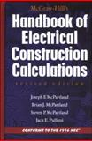 McGraw-Hill Handbook of Electrical Construction Calculations 9780070466418