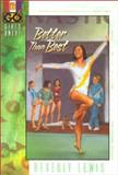 Better Than Best, Beverly Lewis, 1556616414