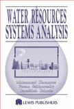 Water Resources Systems Analysis, Karamouz, Mohammad and Szidarovszky, Ferenc, 1566706424
