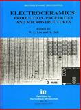Electroceramics : Production, Properties and Microstructures, , 0901716421