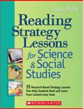Reading Strategy Lessons for Science and Social Studies, Laura Robb, 0439926424