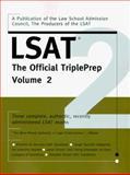 LSAT Triple Prep 9780553066425