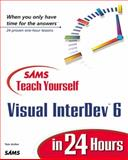 Teach Yourself Visual InterDev 6 in 24 Hours, Archer, Tom, 0672316420