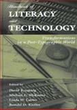 Handbook of Literacy and Technology : Transformations in a Post-Typographic World, , 0805826424