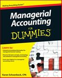 Managerial Accounting for Dummies 1st Edition