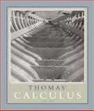 Thomas' Calculus(Single Variable, Chs. 1-11), Weir, Maurice D. and Hass, Joel, 0321226429