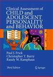 Clinical Assessment of Child and Adolescent Personality and Behavior 3rd Edition