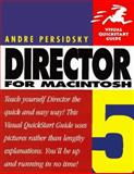 Director 5 for Macintosh, Persidsky, Andre, 0201886421