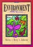 Environment, Updated 1995 Version, Raven, Peter H. and Berg, Linda R., 0470006420