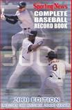 Complete Baseball Record Book, , 0892046430