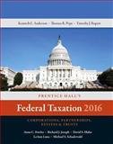 Prentice Hall's Federal Taxation 2016 Corporations, Partnerships, Estates and Trusts Plus Myaccountinglab with Pearson Etext -- Access Card Package 29th Edition