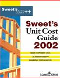 Sweet's Unit Cost Guide 2002, Marshall and Swift Staff, 0071386432