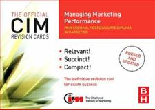 CIM Revision Cards Managing Marketing Performance, Beamish, Karen, 075068643X