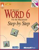 Microsoft Word 6 for the Macintosh Step by Step, Catapult, Inc. Staff, 155615643X