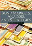 Bond Markets, Analysis, and Strategies, Fabozzi, Frank J., 0131986430