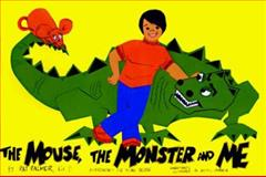 The Mouse, the Monster and Me, Patricia Palmer, 0915166437