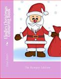 Elodie's Christmas Colouring Book, Lisa Jones, 1493606433