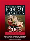 Prentice Hall's Federal Taxation: Corporations, Parnerships, Estates, and Trusts, Kenneth E. Anderson, Thomas R. Pope, John L. Kramer, 0136156436