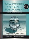 New Product and Brand Management : Marketing Engineering Applications, Lilien, Gary, 0321046439