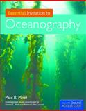 Essential Invitation to Oceanography, Paul R. Pinet, 1449686435
