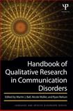 Handbook of Qualitative Research in Communication Disorders, , 1848726430