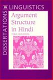 Argument Structure in Hindi 9781881526438