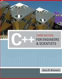 C++ for Engineers and Scientists, Bronson, Gary J., 0324786433