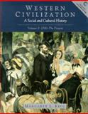 Western Civilization : A Social and Cultural History since 1650, King, Margaret, 0139786449