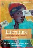 Literature: the Human Experience : Reading and Writing, Abcarian, Richard and Klotz, Marvin, 0312556446