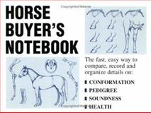 Horse Buyer's Notebook, Russell Reerdink Company Staff, 0929346440
