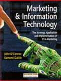 Marketing and Information Technology, O'Connor and Galvin, Eamonn, 0273626442