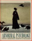 Abnormal Psychology, Rosenhan, David L. and Seligman, Martin E., 0393966445
