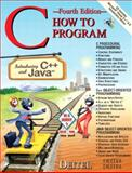 C How to Program, Deitel, Harvey M. and Deitel, Paul J., 0131426443