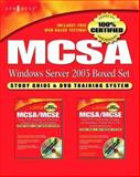 MCSA Windows Server 2003 Boxed Set Study Guide and Dvd Training System, Syngress Media, Inc. Staff and Shimonski, Robert J., 1932266445