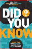 Did You Know?, Thomas Nelson, 0529106442