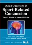 Quick Questions in Sports-Related Concussion : Expert Advice in Sports Medicine, McLeod, Tamara C. Valovich, 1617116440