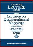Lectures on Quasiconformal Mappings, Ahlfors, Lars Valerian, 0821836447