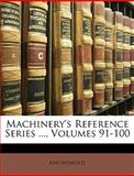 MacHinery's Reference Series, Anonymous, 1146626444
