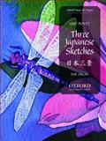 Three Japanese Sketches, , 0193866447